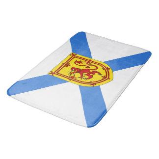 Bandeira de Nova Escócia da esteira do banheiro Tapete De Banheiro