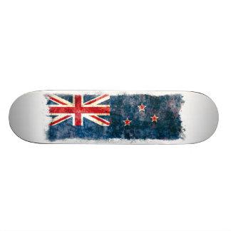 Bandeira de Nova Zelândia Skate Personalizado