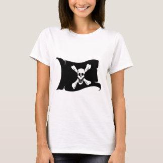 Bandeira de ondulação #12 Richard Worley Camiseta