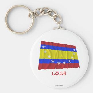 Bandeira de ondulação de Loja com nome Chaveiros