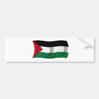Bandeira de Palestina Adesivo Para Carro