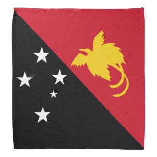 Bandeira de Papuá-Nova Guiné Bandana