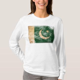 Bandeira de Paquistão Camiseta