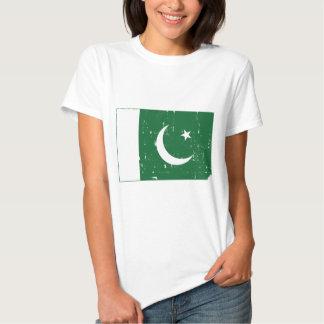 Bandeira de Paquistão T-shirt