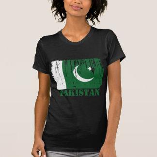 Bandeira de Paquistão T-shirts