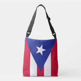 Bandeira de Puerto Rico - bandera de Puerto Rico Bolsa Ajustável