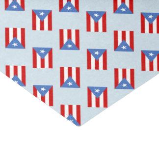 Bandeira de Puerto Rico: Decoração Papel De Seda