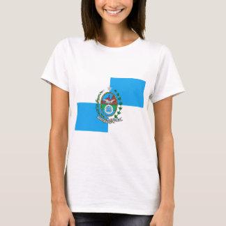 Bandeira de Rio de Janeiro Camiseta