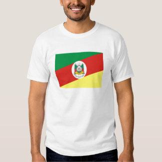 Bandeira de Rio Grande do Sul T-shirts
