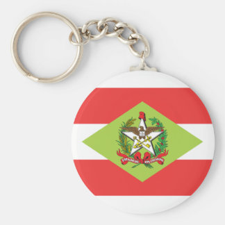 Bandeira de Santa Catarina Chaveiro