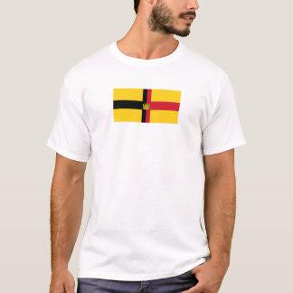 Bandeira de Sarawak 1870 Camiseta