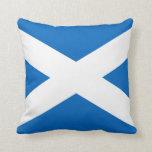 Bandeira de Scotland Travesseiro