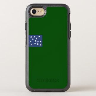 Bandeira de segundas capas de iphone de Vermont Capa Para iPhone 8/7 OtterBox Symmetry