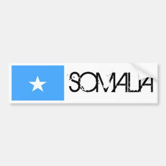 Bandeira de Somália Adesivo Para Carro