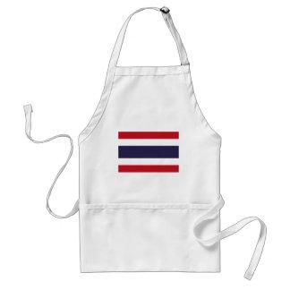 Bandeira de Tailândia Avental