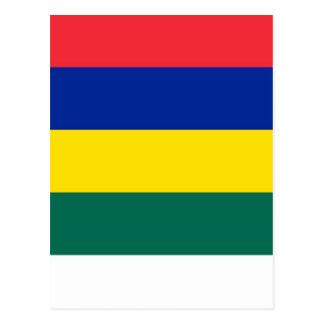 Bandeira de Terschelling Cartão Postal