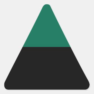 Bandeira de Texel Adesivo Triangular