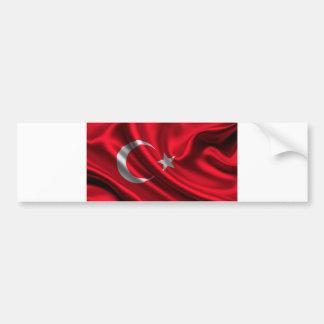 Bandeira de Turquia, bandeira turca Adesivo Para Carro