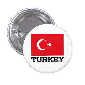 Bandeira de Turquia Boton