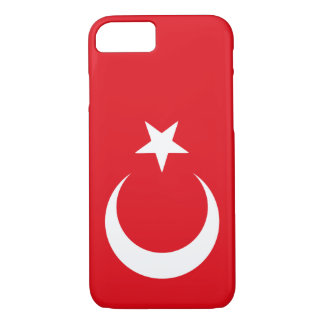 Bandeira de Turquia Capa iPhone 7