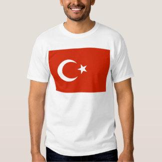 Bandeira de Turquia T-shirt