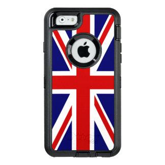 Bandeira de Union Jack do Reino Unido