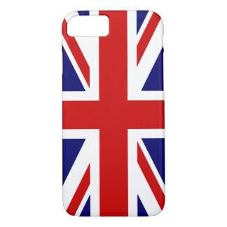 Bandeira de Union Jack do Reino Unido Capa iPhone 7