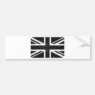 Bandeira de Union Jack Ingleses do universo (Reino Adesivo