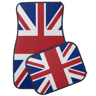 Bandeira de Union Jack Ingleses Tapete Para Carro