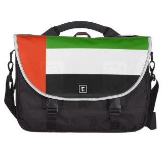 Bandeira de United Arab Emirates Bolsas Para Computadores Portáteis