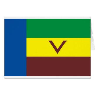 Bandeira de Venda Cartão Comemorativo