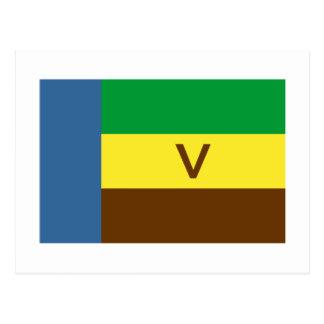 Bandeira de Venda Cartoes Postais