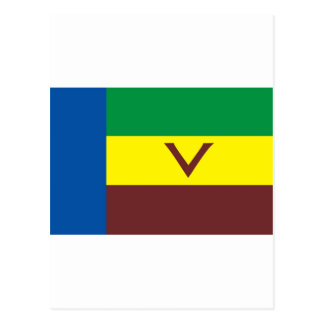 Bandeira de Venda Cartões Postais