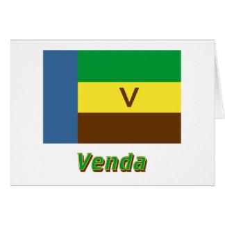 Bandeira de Venda com nome Cartão