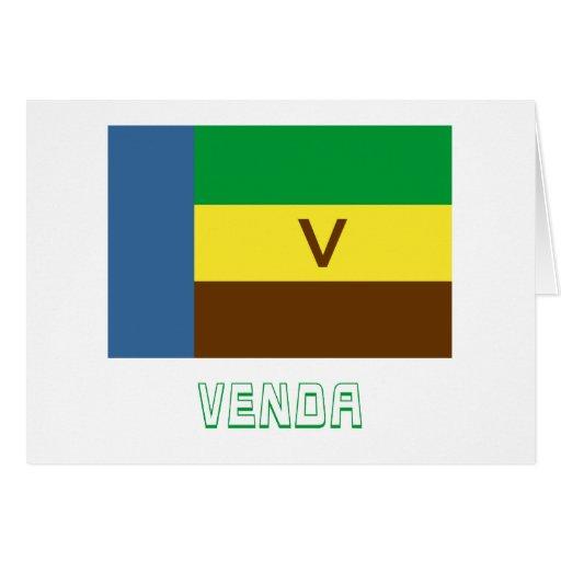 Bandeira de Venda com nome Cartao