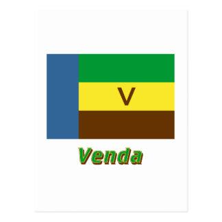 Bandeira de Venda com nome Cartões Postais