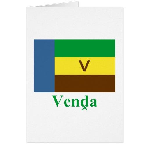 Bandeira de Venda com nome em Venda Cartao