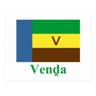 Bandeira de Venda com nome em Venda Cartões Postais