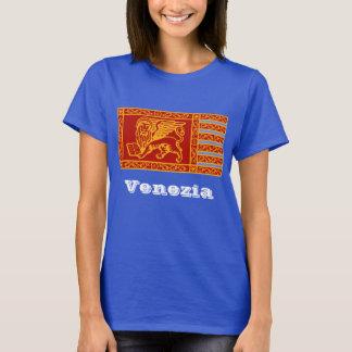 Bandeira de Veneza Camiseta