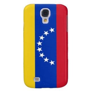 Bandeira de Venezuela Capas Personalizadas Samsung Galaxy S4
