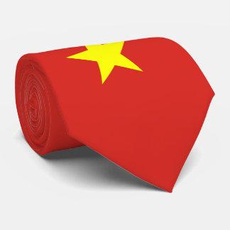 Bandeira de Vietnam Gravata