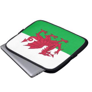 Bandeira de Wales Bolsas E Capas Para Computadores