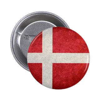 Bandeira dinamarquesa botons