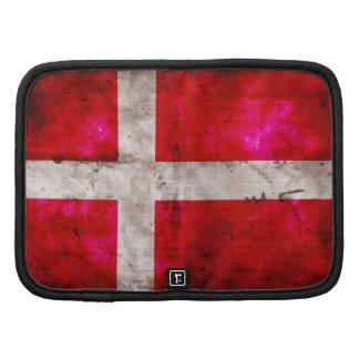 Bandeira dinamarquesa organizador
