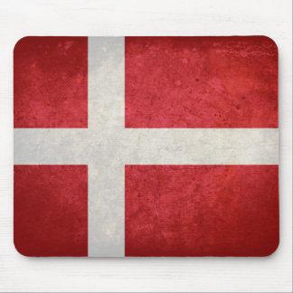 Bandeira dinamarquesa mousepads
