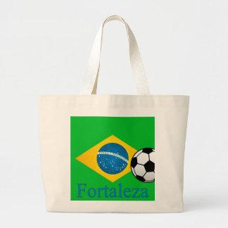 Bandeira do brasileiro de Fortaleza Bolsa Para Compra