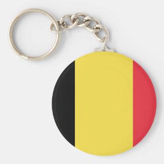 Bandeira do chaveiro de Bélgica