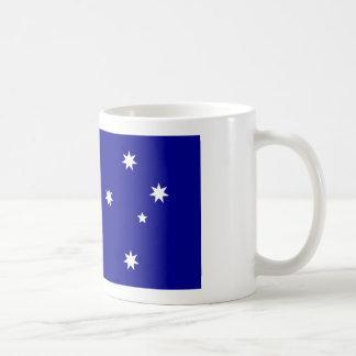 Bandeira do copo de Austrália Caneca De Café