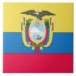 Bandeira do Ecuadorian