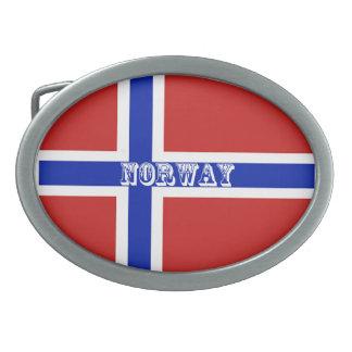 Bandeira do escandinavo de Noruega